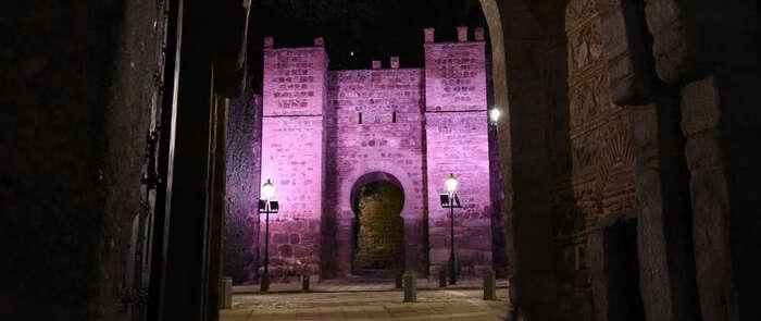 Toledo se iluminará de morado  por el Día Internacional para la Eliminación de la Violencia Machista