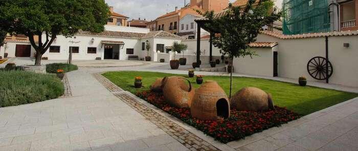 En marcha en Illescas las jornadas didácticas sobre el olivo y el aceite