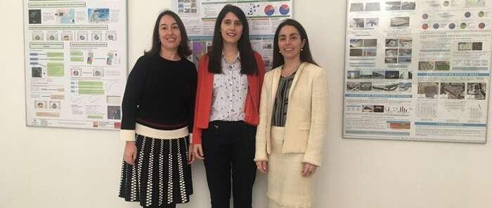 La exalumna de la Escuela de Caminos Elena Calcerrada, premio nacional por su trabajo fin de máster