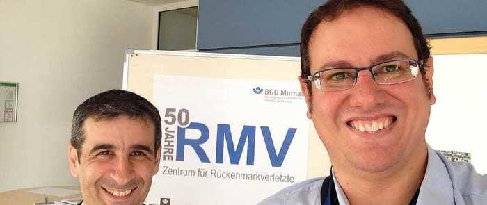 Dos investigadores del Hospital de Parapléjicos, ponentes en el foro científico internacional de la lesión medular celebrado en Alemania