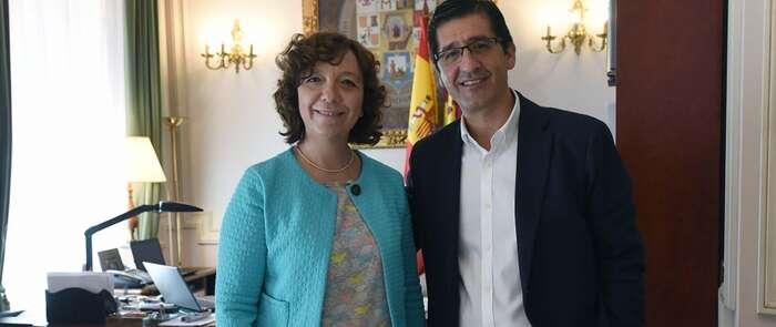 Alcázar contará antes con autobuses ecológicos porque la Diputación le adelanta los fondos FEDER