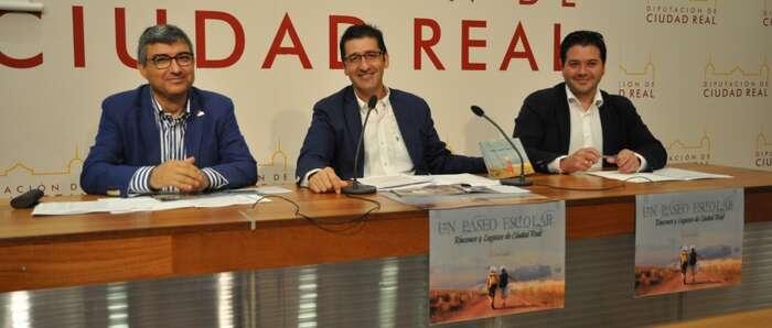 23.000 escolares conocerán este curso la riqueza patrimonial de la provincia de Ciudad Real gracias a la Diputación
