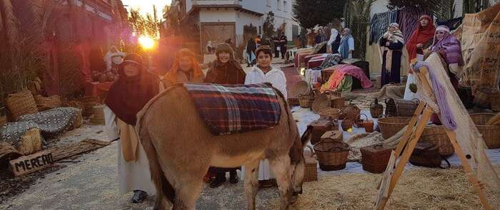El Belén Viviente más grande de Castilla-La Mancha cumple 10 años