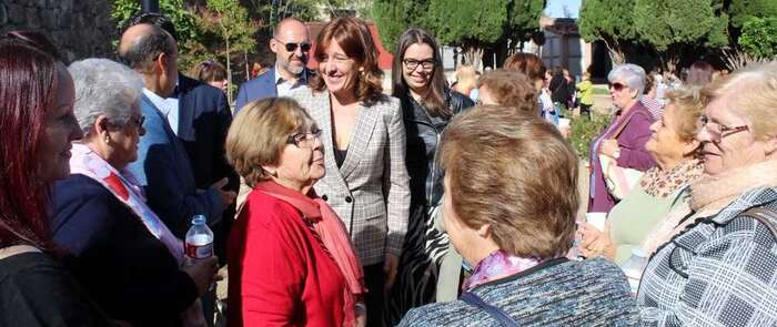 El Gobierno de Castilla-La Mancha reconoce la importante labor de las asociaciones de mujeres, a las que destina 4,3 millones de euros