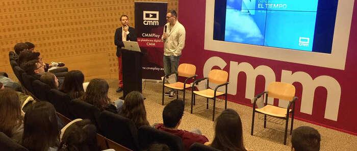 """El departamento de """"El Tiempo"""" de CMM pide a los más jóvenes que se impliquen en la mitigación de los efectos del cambio climático"""