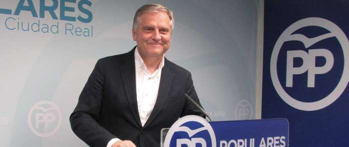 Cañizares asegura que Ciudad Real ha votado por un cambio y en contra del Gobierno del PSOE y Podemos