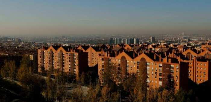 No podrán circular por la M-30 y el centro de Madrid los vehículos sin etiqueta ambiental de la DGT