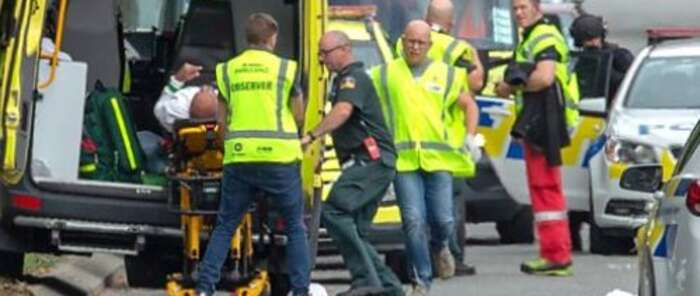 Horror en Nueva Zelanda: 49 muertos y al menos 20 heridos provocados por dos asesinos de extrema derecha