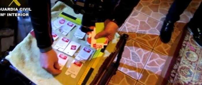 Desarticulan un grupo especializado en robos con violencia en domicilios habitados