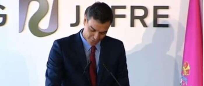 Sánchez asegura que entre 2018 y 2019 se crearán en España más de 800.000 empleos