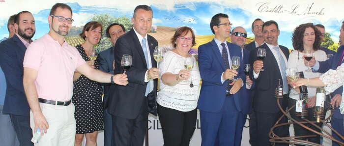 FERDUQUE cuenta con el apoyo del Gobierno de Castilla-La Mancha para convertir esta feria en una apuesta de promoción y desarrollo local