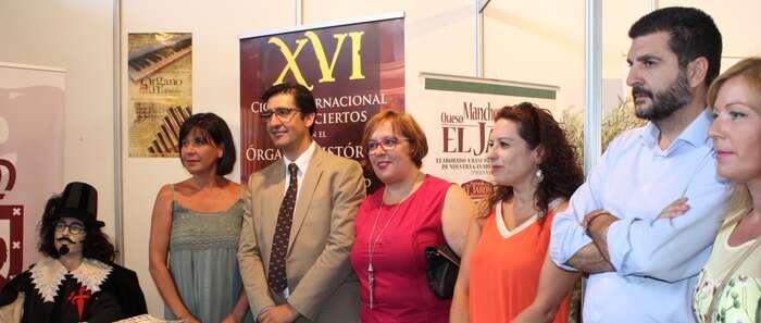 El Gobierno de Castilla-La Mancha considera a Mencatur un referente revitalizador de la caza, el turístico y el sector agroalimentario