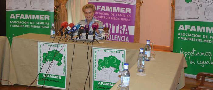 AFAMMER se vuelca en la celebración del Día Internacional de la Eliminación de la Violencia contra la mujer