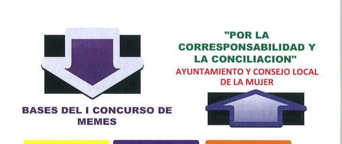 200 euros para el mejor meme sobre corresponsabilidad y conciliación