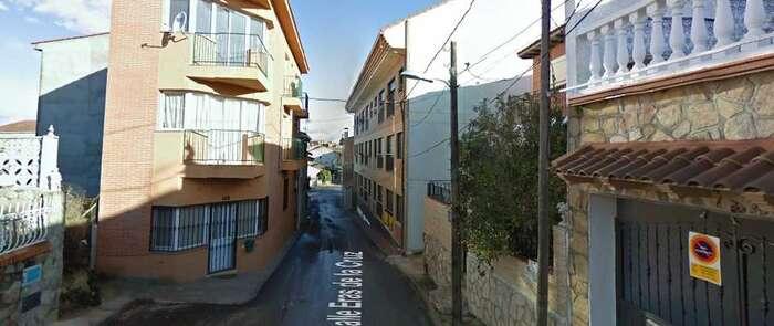 Desalojada una familia tras el incendio de su vivienda en Casarrubios del Monte