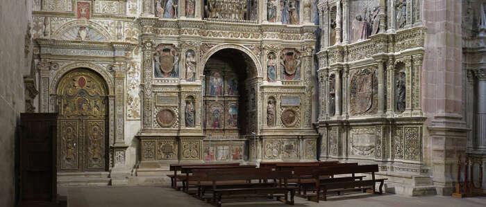 Comienzan los trabajos de conservación y restauración en varios bienes de la catedral de Sigüenza-Guadalajara
