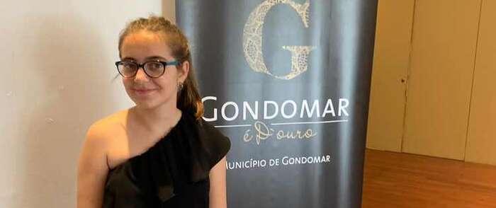 "Celia Ávila, Segundo Premio en Portugal del ""Concurso Internacional de Música de Gondomar"""