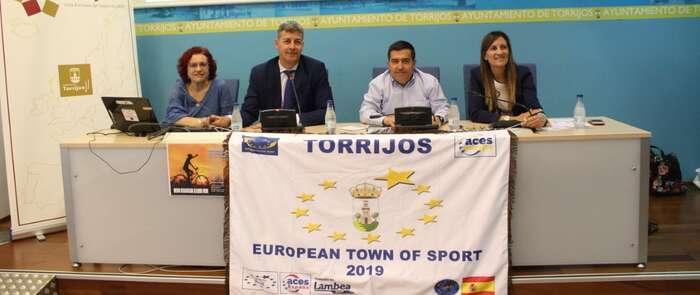 La prevención del dopaje en el deporte tema central de unas jornadas en Torrijos