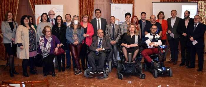 """Zamora en la presentación de 'Ciudad Real Inclusiva': """"apostamos por una ciudad inclusiva"""""""