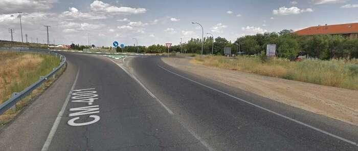 Fallece un motorista tras sufrir una caída en Azucaica (Toledo)