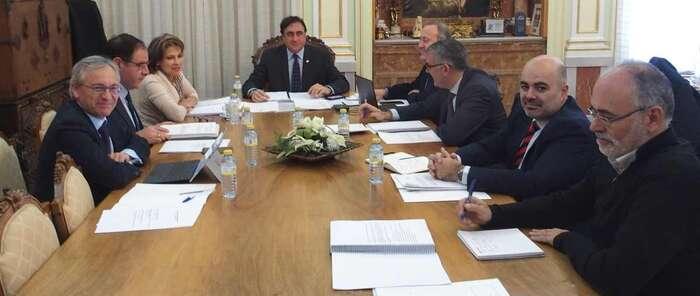 La Comisión Ejecutiva del Consorcio aprueba iniciar la adjudicación de las obras de la Torre de Mangana