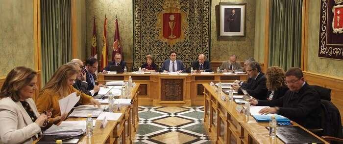 Aprobados en Cuenca los presupuestos para 2019 con 2.458.170 euros