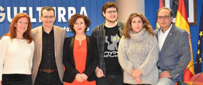 El Ayuntamiento de miguelturra firma un convenio de colaboración con APROFEM para apoyar a jovenes emprendedores de la localidad