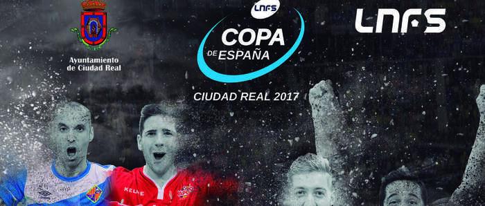 Ya se conoce el Cartel Oficial de la Copa de España 2017