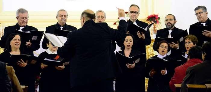 Imagen: Concierto de Semana Santa en Daimiel del Coro de Cámara Laminium