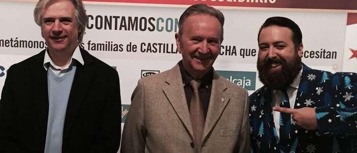 """Cuenca cierra co ngran éxito el """"Arbol de las Sonrisas"""", iniciativa solidaria para los niños de C-LM estas navidades"""