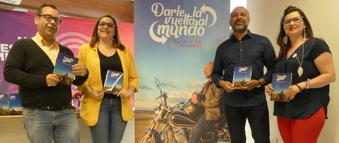 """Unidas Podemos presenta su programa electoral para """"Darle la vuelta al mundo"""""""