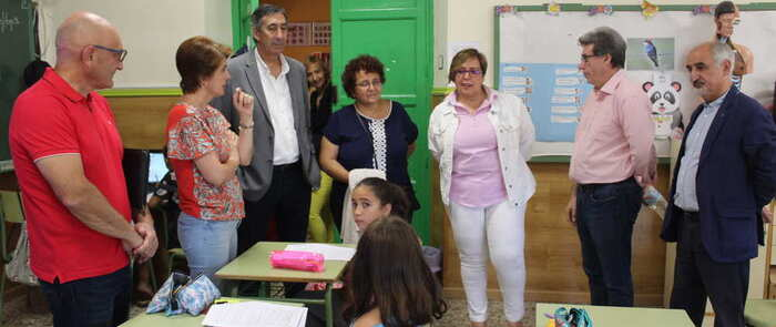 Un total de 86 docentes de Ciudad Real se han incorporado a las aulas o ampliado la jornada laboral para poner en marcha los programas Titula-S e Ilusiona-T