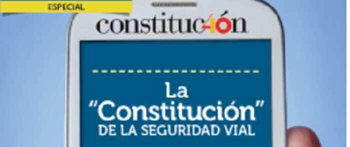"""La """"Constitución"""" de la Seguridad Vial"""