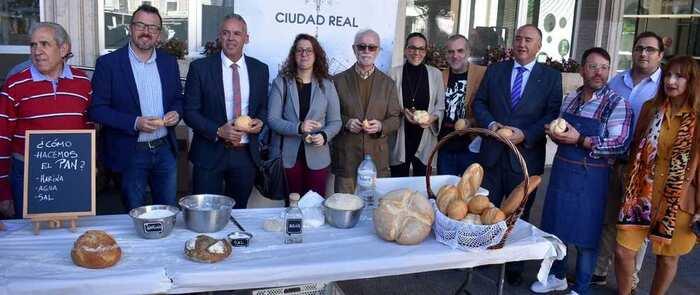 Ciudad Real presume de su Pan de Cruz