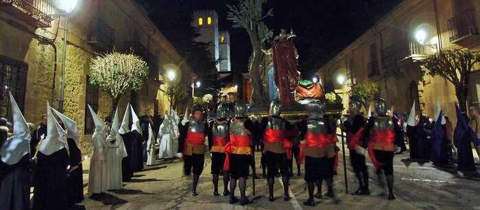 Imagen: La Semana Santa subraya los atractivos de Sigüenza