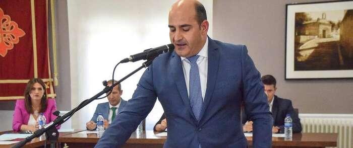 Julián Triguero revalida su cargo en la alcaldía de Pozuelo de Calatrava