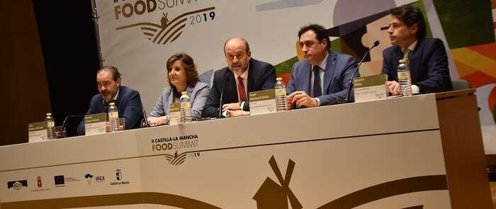 La industria agroalimentaria de Castilla-La Mancha cobra protagonismo en la segunda edición de la 'Food Summit' que se celebra en Cuenca