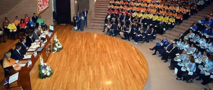 Acto de apertura del curso académico 2017-2018