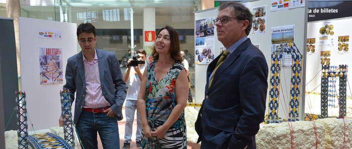 La UCLM contagia la pasión por la Ingeniería Civil a los preuniversitarios