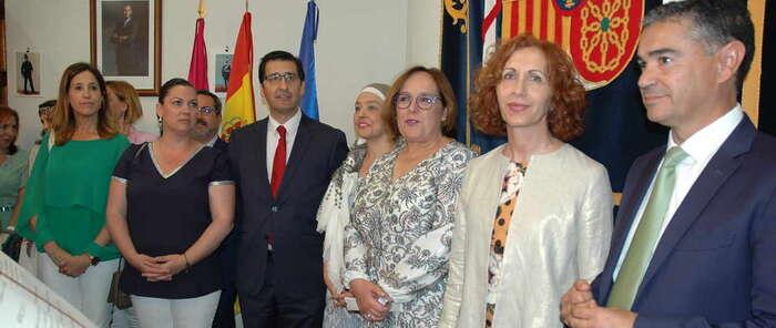 """Diálogo y colaboración institucional, """"pilares"""" de Herreros en su mandato como subdelegada del Gobierno en Ciudad Real"""