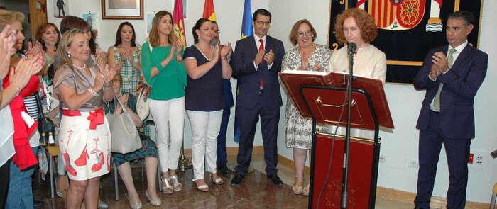 Caballero destaca la responsabilidad con que Herreros asume la subdelegación del Gobierno en Ciudad Real