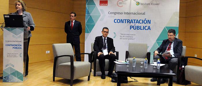 Profesionales abordan en la UCLM la incorporación de las nuevas directivas sobre contratos públicos en España
