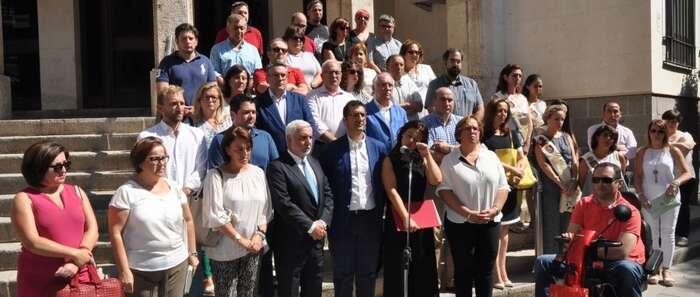 El presidente de la Diputación condena la masacre terrorista de Barcelona