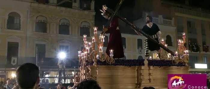 Martes Santo en Ciudad Real. Medinaceli