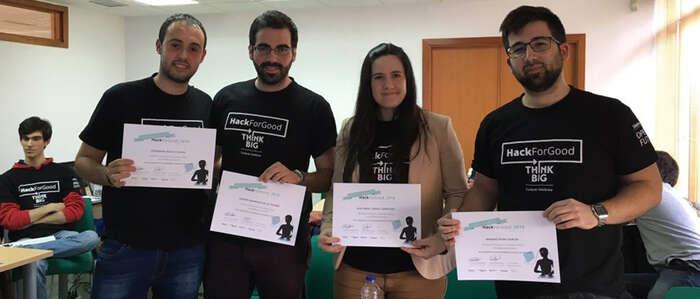 La UCLM y Telefónica reúnen a decenas de hackers para construir aplicaciones de gran impacto social