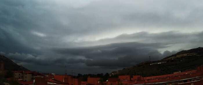 Video Timelapse: Estratocúmulos en el cielo de Puertollano
