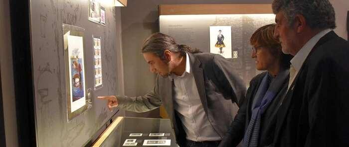 """Inaugurada en el Museo del Quijote de Ciudad Real la exposición """"Don Miguel de Cervantes, embajador de España"""""""