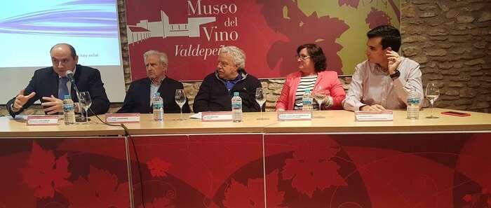 """Ricardo Chamorro: """"Hay más química y ciencia en una copa de vino que en un refresco"""""""