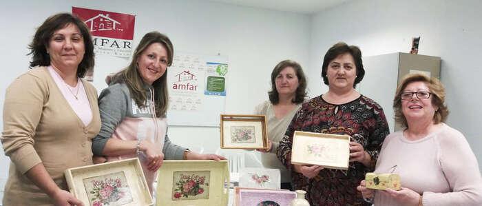 AMFAR impulsa la artesanía como yacimiento de empleo entre las mujeres