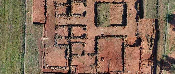 La villa romana de Puente de la Olmilla en Aalbaladejo, vuelve a la luz de las investigaciones científicas